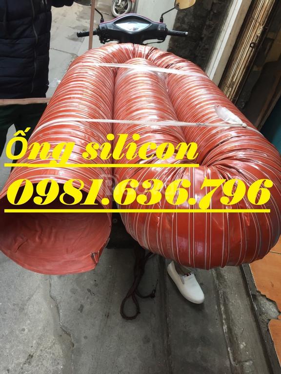 Ống silicon chịu nhiệt , ống silicon dẫn nhiệt  (ảnh 1)