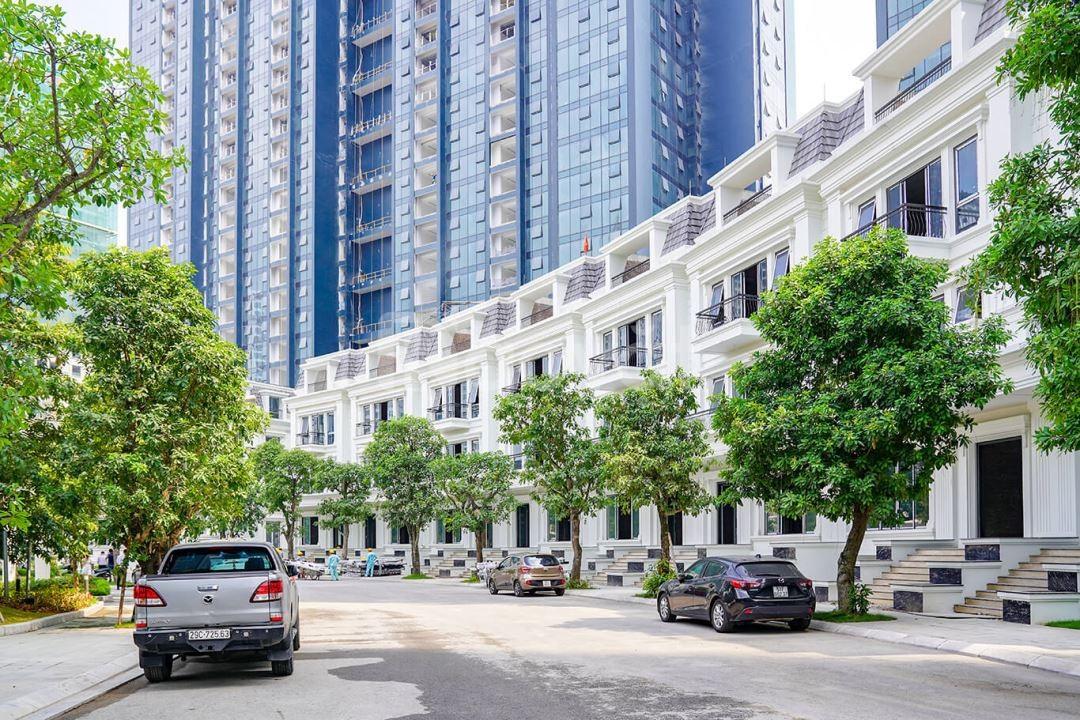 Chung cư dát vàng Sunshine City: Giá 2,9 tỷ/2PN 80,3m2 full NT