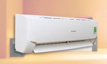 Lắp đặt Máy Lạnh treo tường Sharp X12NEW (Inverter) trọn gói – giá rẻ