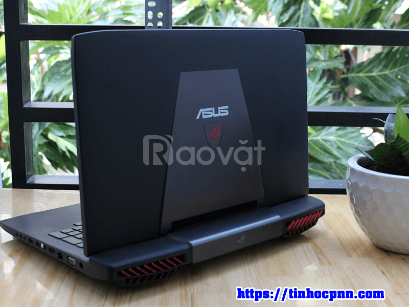 Laptop Asus G751JY gaming i7 ram 32G GTX 980M