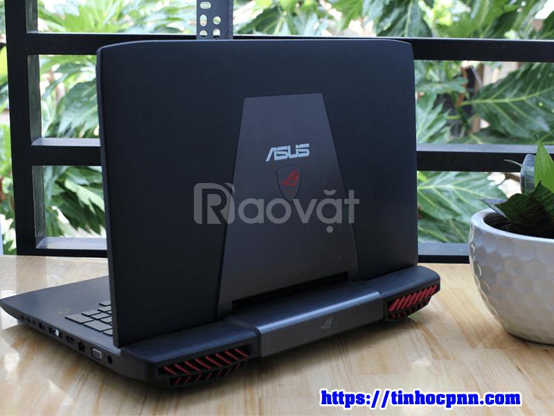 Laptop Asus G751JY gaming i7 ram 32G GTX 980M