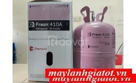 Thành Đạt phân phối gas lạnh Chemours Freon 410a 11,35 KG