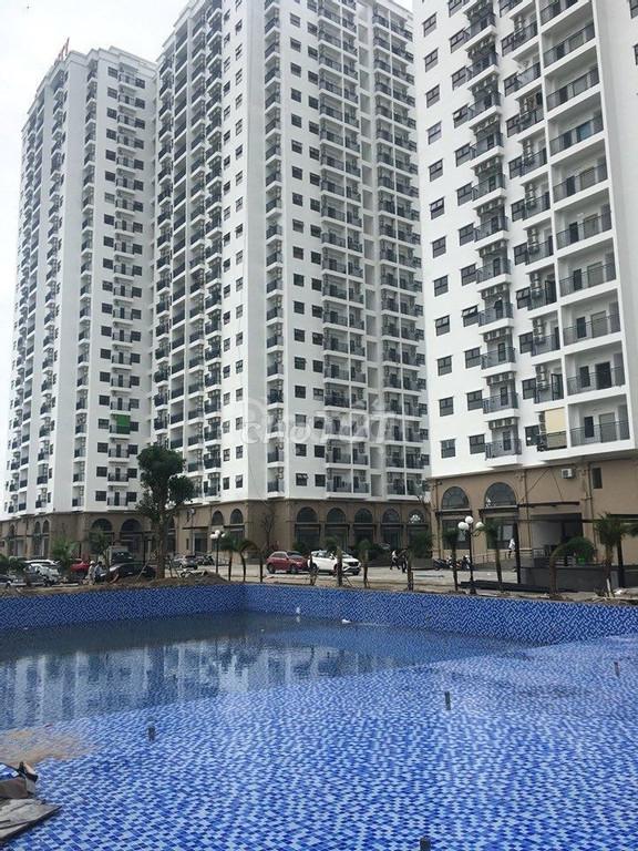 Bán căn hộ dưới 1 tỷ Ruby City CT3. DT 50m2, giá 930 triệu. Ck 8%