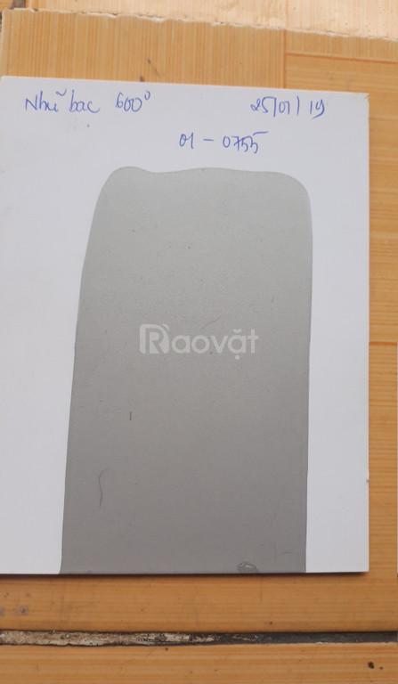 Bán sơn chịu nhiệt Cadin 600 độ màu nhũ bạc giá rẻ ở Tân Bình