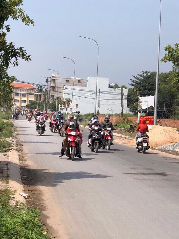 Chính chủ bán đất KDC Tân Tạo giá 29tr/m2 sổ riêng.