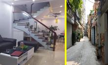 Bán nhà riêng ngõ 79 Dương Quảng Hàm 42m2, 5 tầng, MT 3.8m, giá 3.6 tỷ