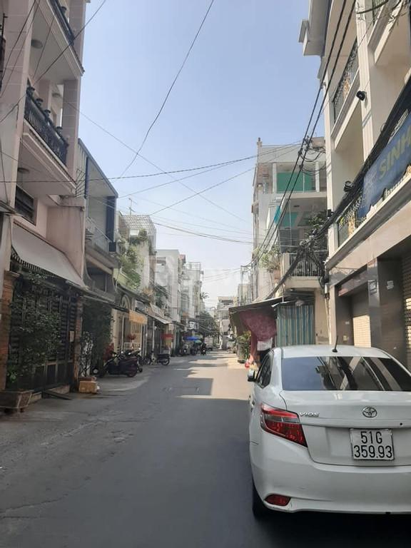 Bán nhà ngang 5m, HXH, Phường 5, Tân Bình.  (ảnh 4)