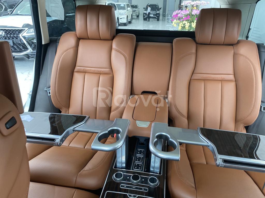 Bán Range Rover Autobiography LWB BlackEdition 5.0, đăng ký 2016