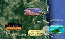 Chỉ hơn 555tr sở hữu đất nền sổ đỏ ven biển Phú Yên tốt