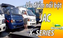 Xe tải Jac 1.5 tấn thùng dài 3m2|Hỗ trợ vay 80%
