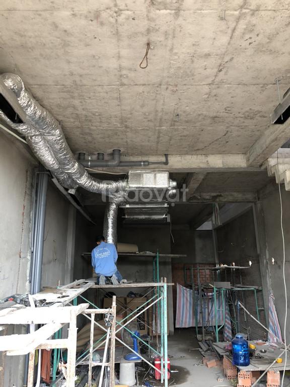 Chuyên thi công máy lạnh giấu trần nối ống gió (ảnh 1)