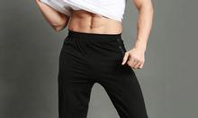 Cơ sở may quần dài tập gym nam