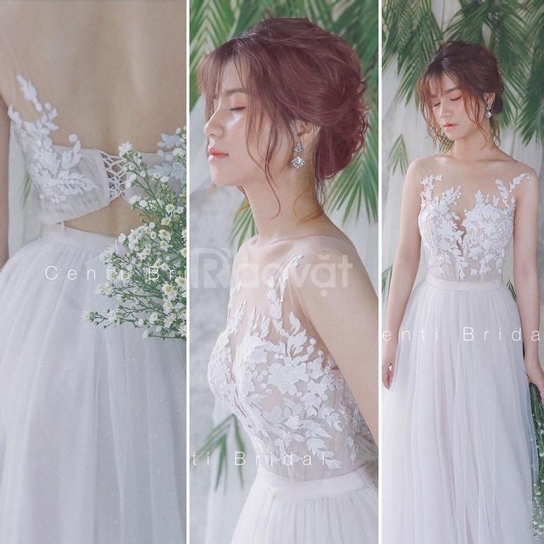 May váy cưới cô dâu uy tín tại TPHCM