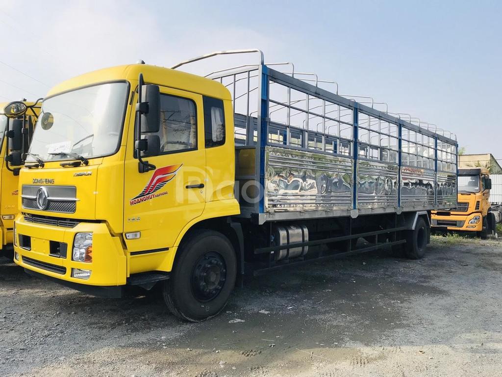 Xe tải dongfeng b180 8 tấn 2019 thùng bạt 7m5 giá tốt .