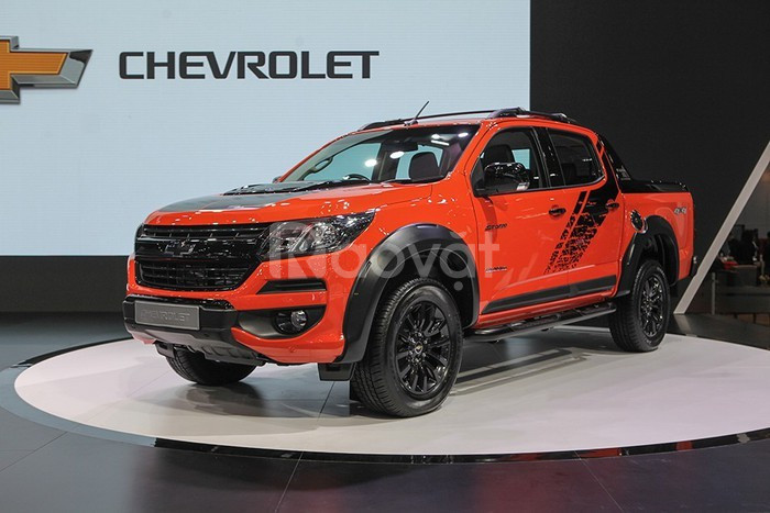 Xe Chevrolet Colorado LTZ 2.5L 4x4 AT 2019