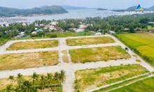 568tr/nền, 5 vị trí đẹp KDC Đồng Mặn - đất Phú Yên