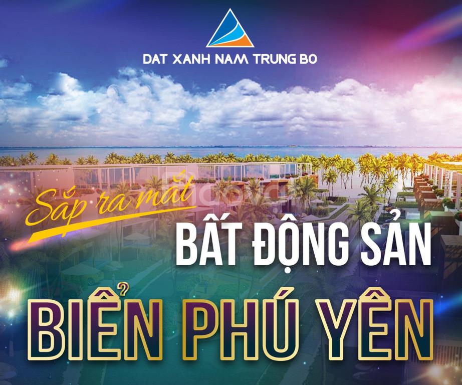 Đất nền,sổ đỏ Biển Phú Yên cơ hội vàng cho các nhà đầu tư