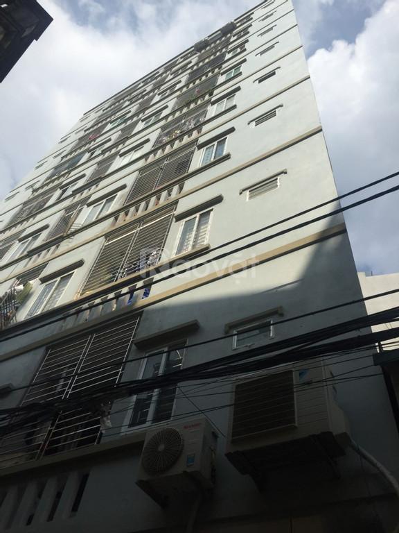 Cho thuê căn hộ chung cu mini tại Số nhà 27 ngõ 29 phố Võng Thị