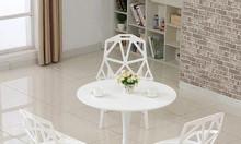 Combo bàn ghế nhập khẩu - Bộ bàn ghế ăn, bàn ghế tiếp khách văn phòng