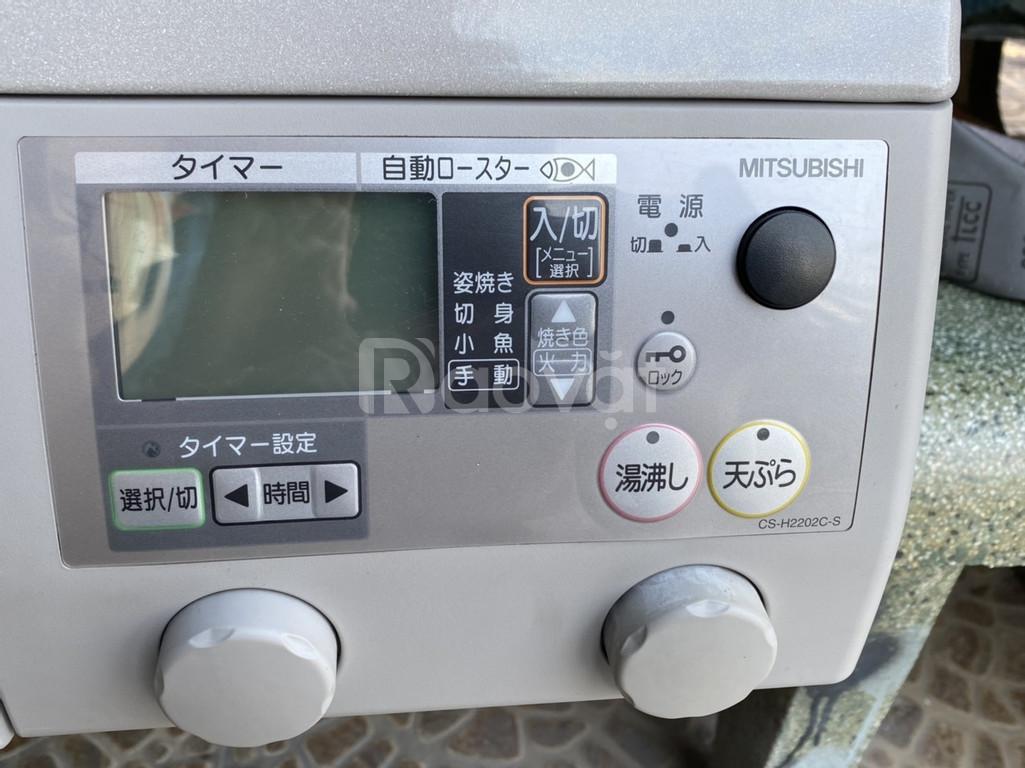 Bếp từ hồng ngoại Mitsubishi CS-H2202C (ảnh 7)