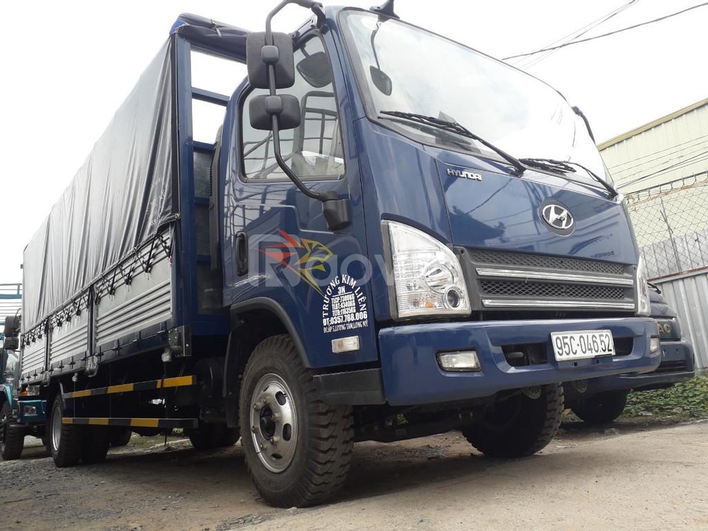 Xe tải 7.3 tấn, Faw thùng dài 6.3m. Giá bán xe tải faw 7.3 tấn