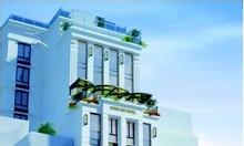 Tòa nhà 120m2 x 7 tầng ở Duy Tân, Cầu Giấy có thang máy