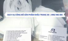Dịch vụ công bố sản phẩm khẩu trang 3D