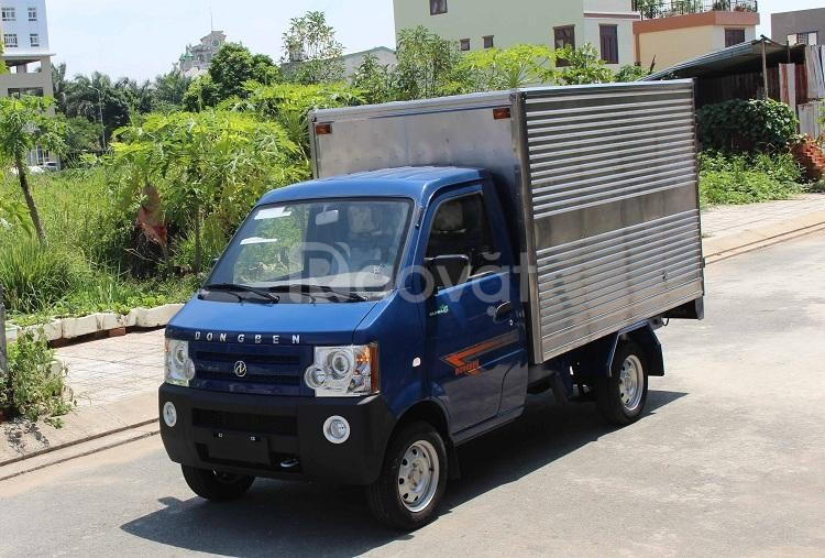 Giá xe dongben 2020 | xe dongben db1021 870kg_810kg_770kg thùng 2m4