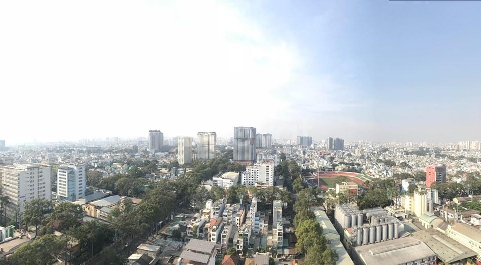 Cho thuê căn hộ parkson Hùng Vương Plaza Quận 5, Dt 132m2, 3PN