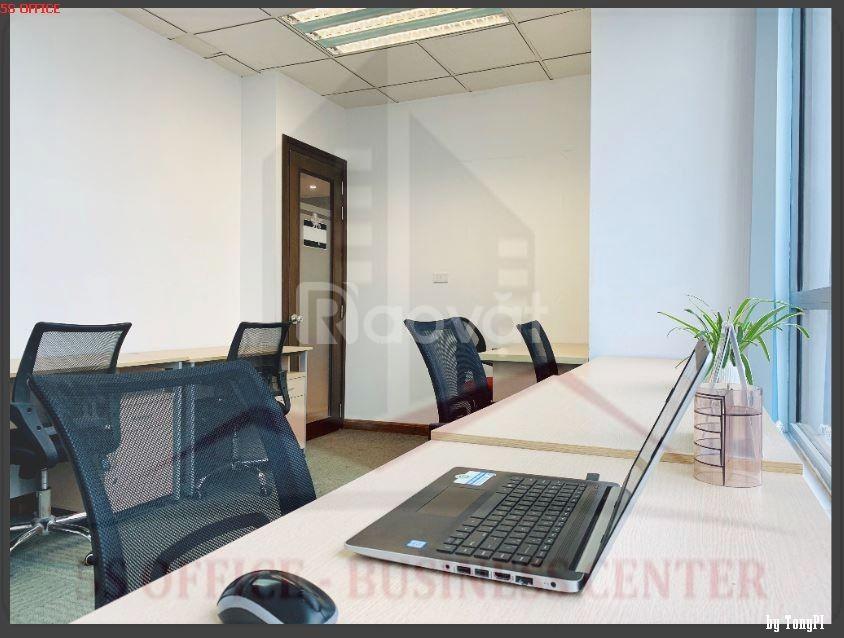 Cho thuê văn phòng trọn gói 88 Láng Hạ 5soffice