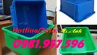 Hộp nhựa A3, thùng nhựa công nghiệp, sóng nhựa bít (ảnh 1)