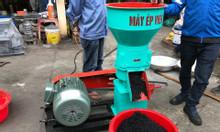 Máy ép viên phân hữu cơ năng suất 300-500kg/giờ