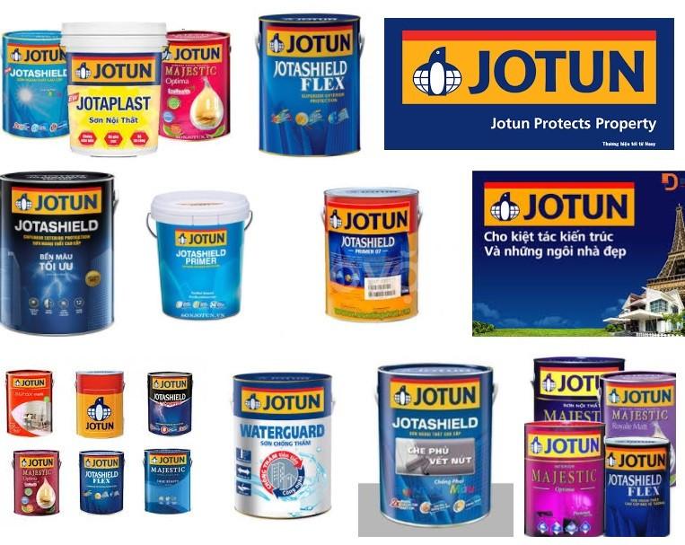 Cửa hàng mở bán sơn Jotun giá sỉ chiết khấu cao cho đại lý