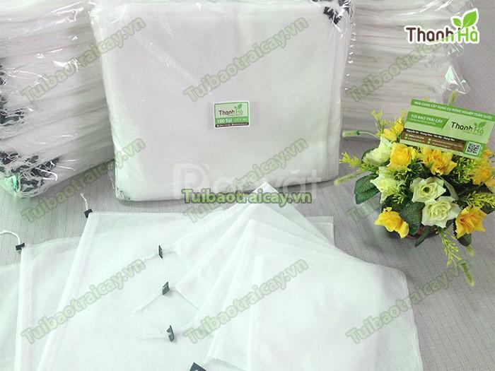 Địa chỉ cung cấp túi vải bao trái cây giá rẻ tại Hưng Yên