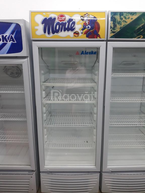 Tủ giữ lạnh Alaska 1 cánh 355l mới 89%