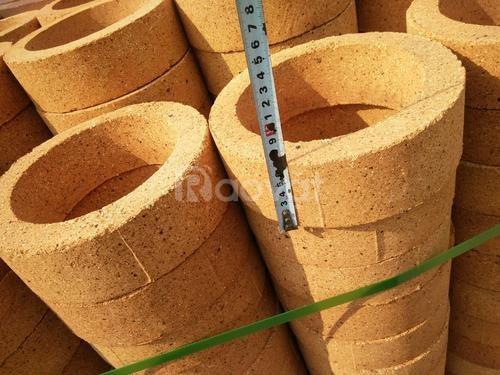 Ống sứ chịu nhiệt, gạch chịu nhiệt, vật liệu chịu nhiệt độ cao