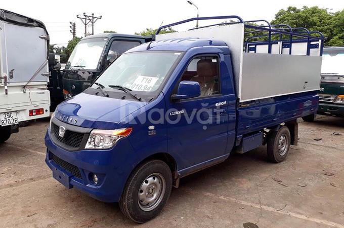 Xe tải Kenbo 990kg thùng tiêu chuẩn nhà máy l công nghệ Châu Âu