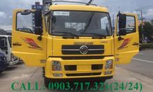Bán xe tải DongFeng B180 tải 9 tấn thùng dài 7m5 giá tốt tại khu vực