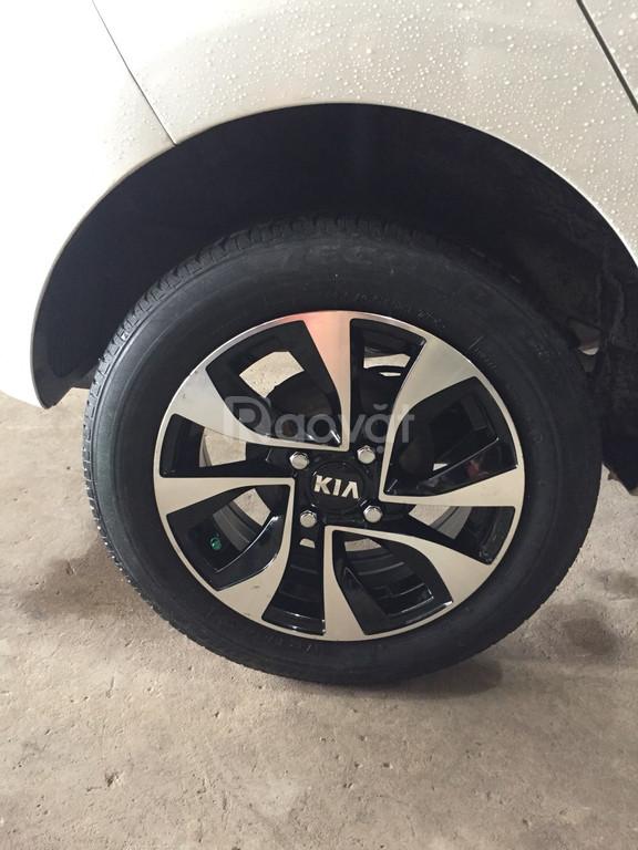 Độ mâm vành xe 14 inch cho Kia Morning