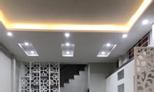 Cho thuê nhà ngõ 42 Thịnh Liệt, xây mới 5 tầng, 4 ngủ, 10tr.
