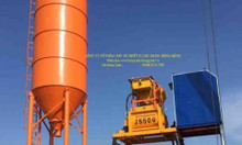 Silo chứa xi măng 60 tấn giá cạnh tranh