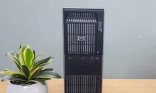 Máy trạm HP Z600 2 CPU Xeon X5670 chuyên đồ họa, render