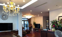 Chính chủ bán chung cư Tràng An complex, 3PN/87,4m2, căn góc