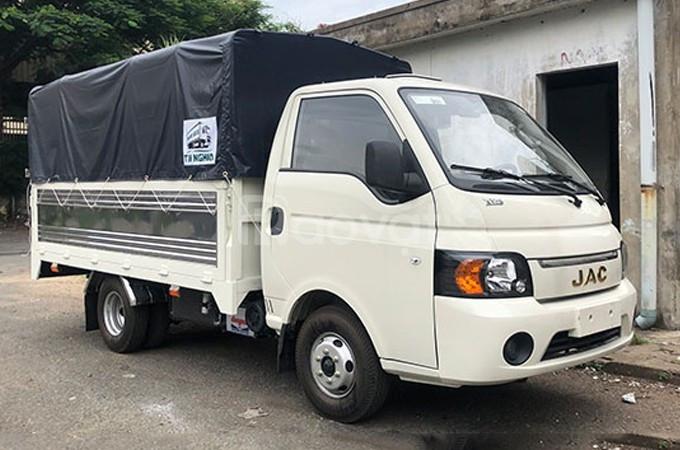 Giá xe tải Jac X5 tải trọng 990kg, 1t25, 1T49 l năm 2020