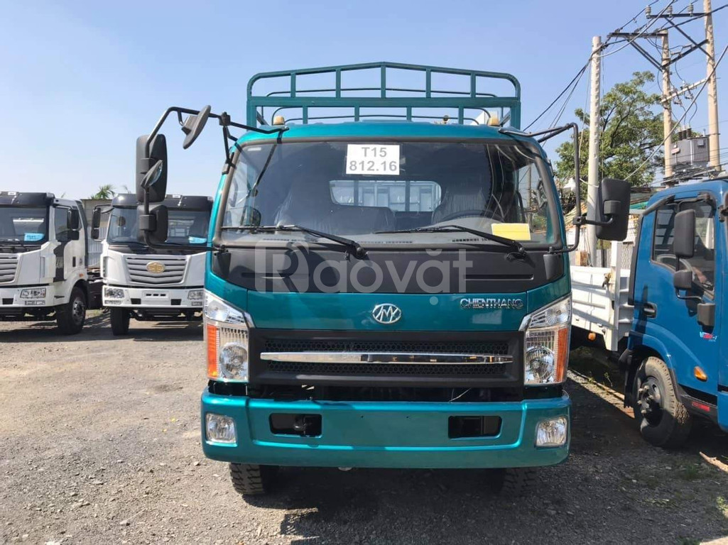 Xe tải 7.2 tấn thùng bạt ga cơ thùng 6m7 Giá thanh lý