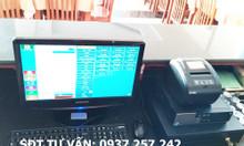 Bán máy tính tiền tại Bình Dương cho quán cafe, quán ăn, quán nhậu