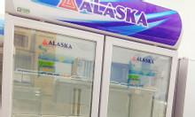 Tủ Mát cũ ALASKA 1200 Lít SL-12C, mới 90%