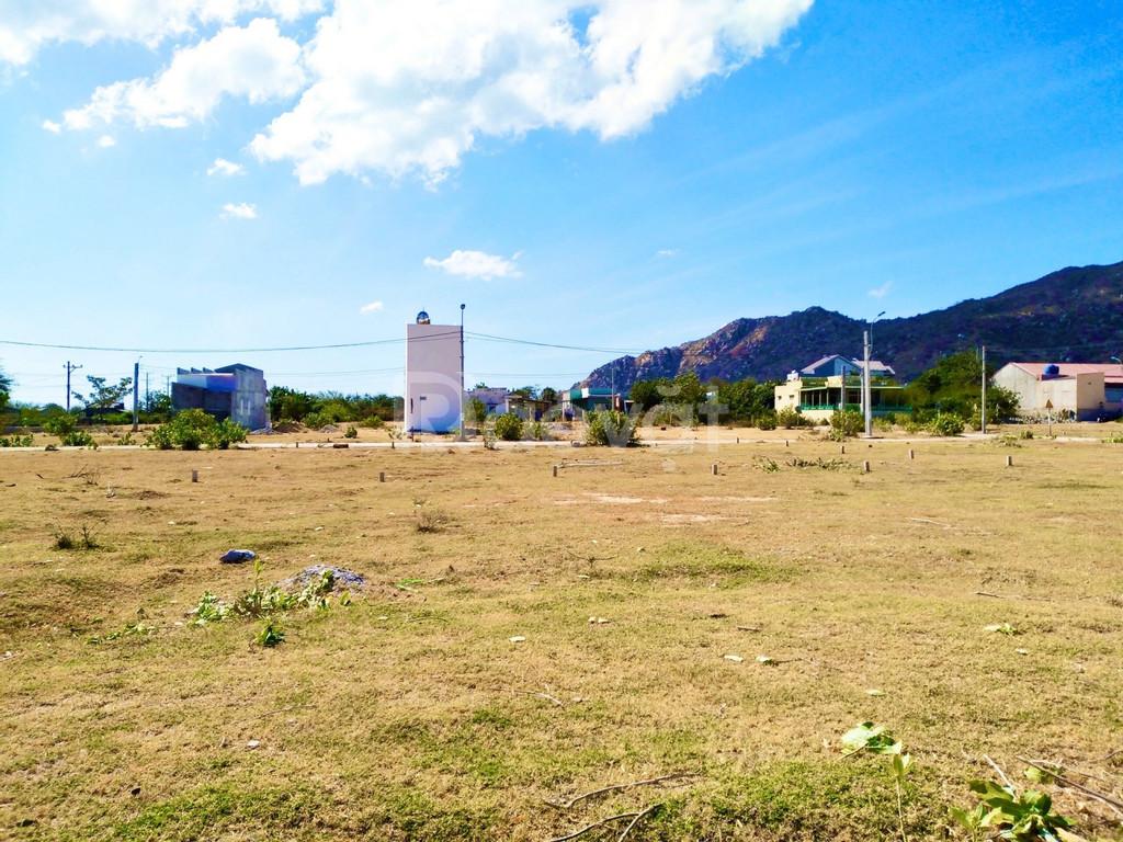 Bán đất bao ra sổ đất Ninh Thuận KDC Cầu Quằn - Cà Ná