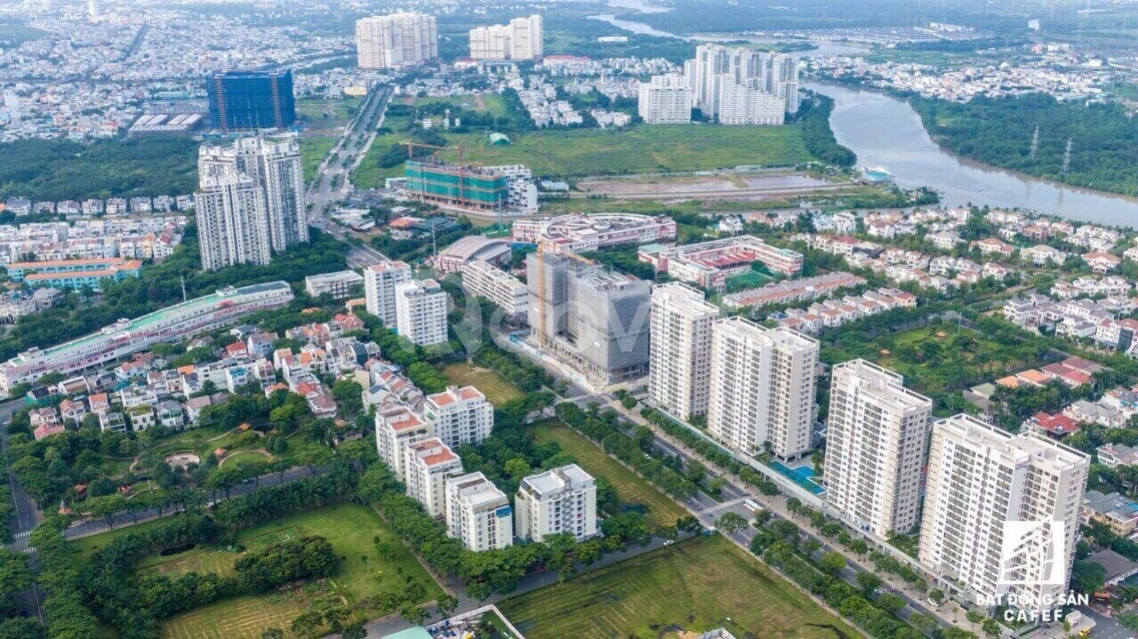 Cần bán căn hộ Q7 Boulevard đường Nguyễn Lương Bằng ngay Phú Mỹ Hưng