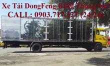 Xe tải trung quốc Dongfeng B180 thùng dài Việt Nam